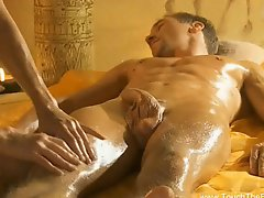 Erotic Turkish Massage From German Milf
