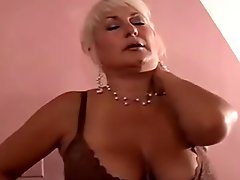 Sexy busty grannies