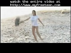 Day At The Beach With Sofi A By Troc Teen Amateur Teen