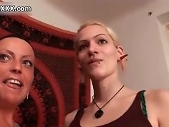 Mature Lady And A Teen Girl Going Lesbian By Austriaxxx