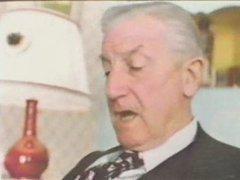 Older Man In Jean villroy gets A Blow