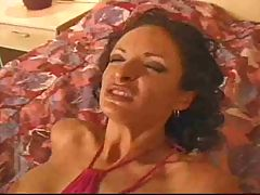 Mature this lady just loves anal fuck%2c with husband watching