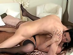 Mom Love Young Cocks
