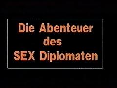 Vintage 70s german Schwarze Brueste Heisse Lueste cc79