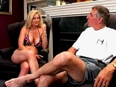Mature brooke hunter sex on demand