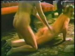 Mature Women Strip Retro F70