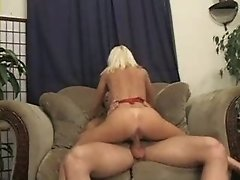 Young Stud Fucks Hol Mature MILF Blonde