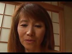 Slim Mature Japanese Enjoy Fuck
