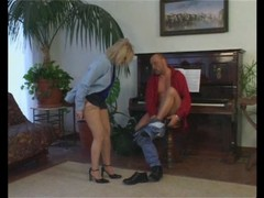 Mature old bitch hard fuck troia