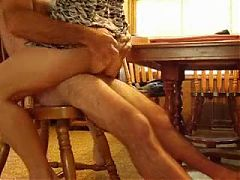 Mature Divorce Mom Loves My Cock