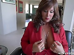 Face Fucking My Wife S Busty Sister