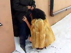 Dojrzala Arabka w porno