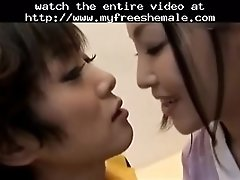 Japanese ladyboy strokes shemale porn shemales tranny p