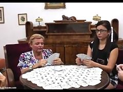 Old And Young Lesbian Groupsex