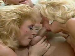 Nina Hartley and Sharon Kane