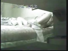 Spy cam in my mum bed room Wooooow
