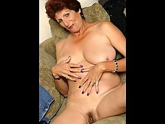 Mature and Old Ladys Compilation
