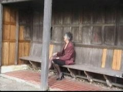 Granny Steph And The Gardener