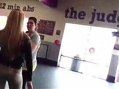PLANET FITNESS BOOTY
