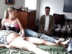Shannon Jerking the other Guy