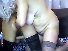 2 Grannies Playing