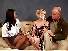 Couple With Coloured Teen