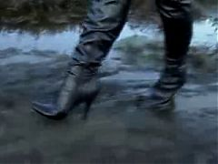 Boots And Mud
