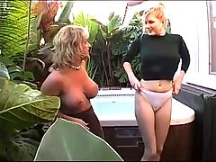 Big Boob Blonde Mature Lesbian Fabrice