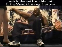 British Blonde Homemade Interracial Video Black Ebony C
