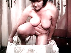 Crazy MILF at the request of
