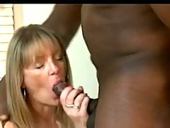 Mature Wife And Black Friend