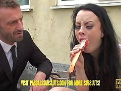 Preview Alessa Savage becomes a SubSlut