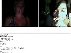 Chatroulette MILF blowing