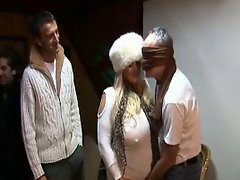 British Milf Kirstyn Halborg In Another Mmf Threesome