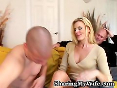 Mature Wife Seeks Young Stud
