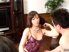 Sexy Asian Slut Gets Horny Taking Her Clothes Off By Jp