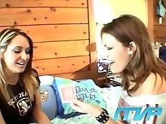 Gia Paloma Lesbian Play