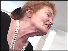 Angry Old Granny