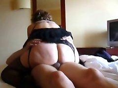 My granny wife fucked hidden cam