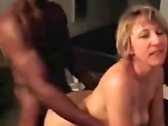 White Wife Fucking Witn Young Black