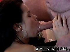 Bruce A Messy Old Fellow Loves To Plow Youthful Girls L