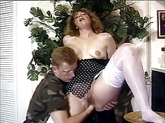 Fisting And Anal For A Horny German Frau