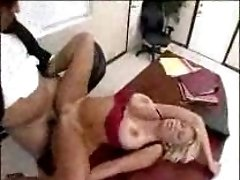Blonde Woman Fucked by a Prince