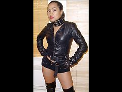 Matures Leather