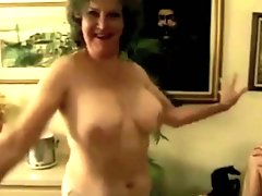 Dancing Granny Naked Jeanette Spangler by satyriasiss