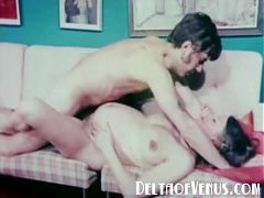 Pregnant Lust 1970s Vintage XXX