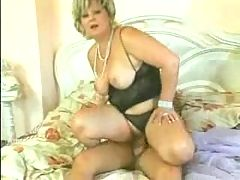 German Bbw Chubby Mature Granny