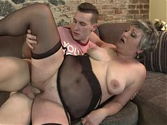 ROKO VIDEO mature and boy 1