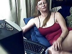 Lovely Granny With Glasses 7