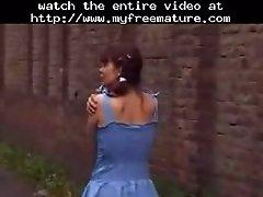 German Schoolgirl Outdoor By Troc Mature Mature Porn Gr